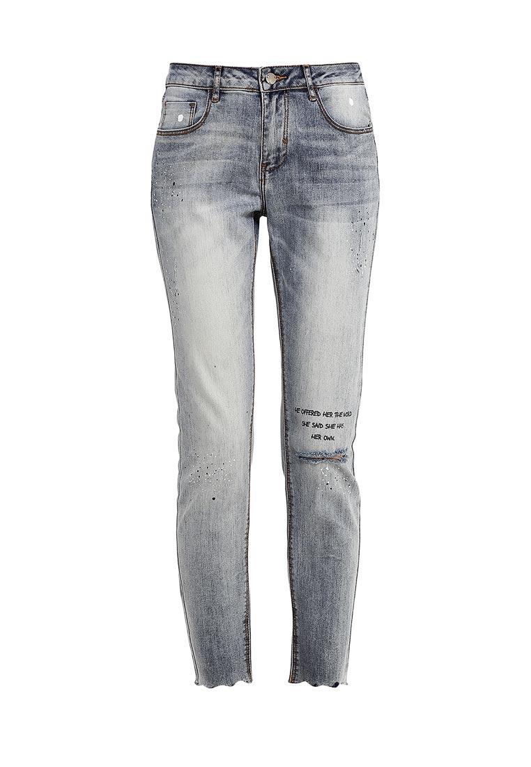 Зауженные джинсы Befree (Бифри) 1711078710