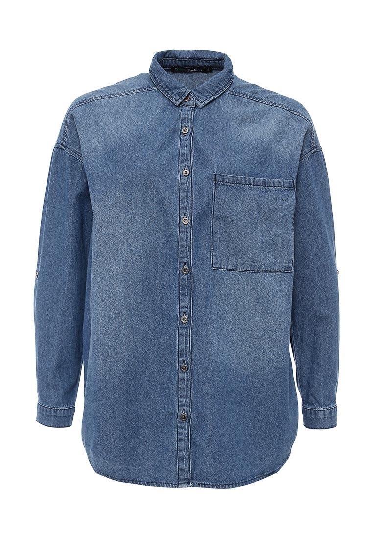 Женские джинсовые рубашки Befree (Бифри) 1711101308