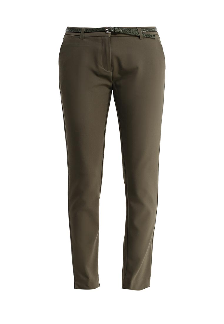 Женские зауженные брюки Befree (Бифри) 1711386701