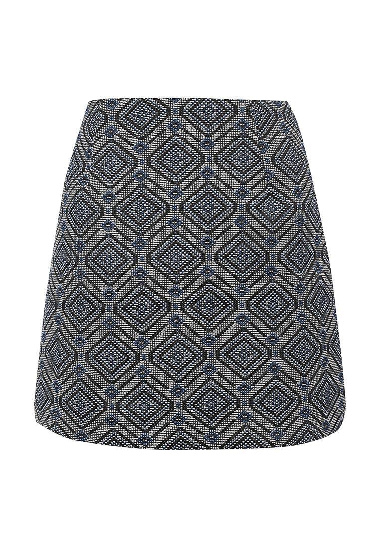 Широкая юбка Befree (Бифри) 1711432227