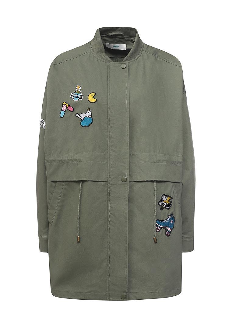 Утепленная куртка Befree (Бифри) 1711436122