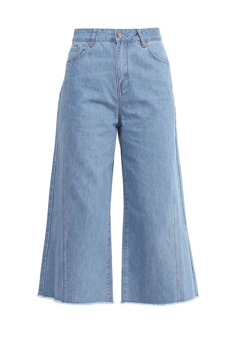 Широкие и расклешенные джинсы Befree (Бифри) 1721254720