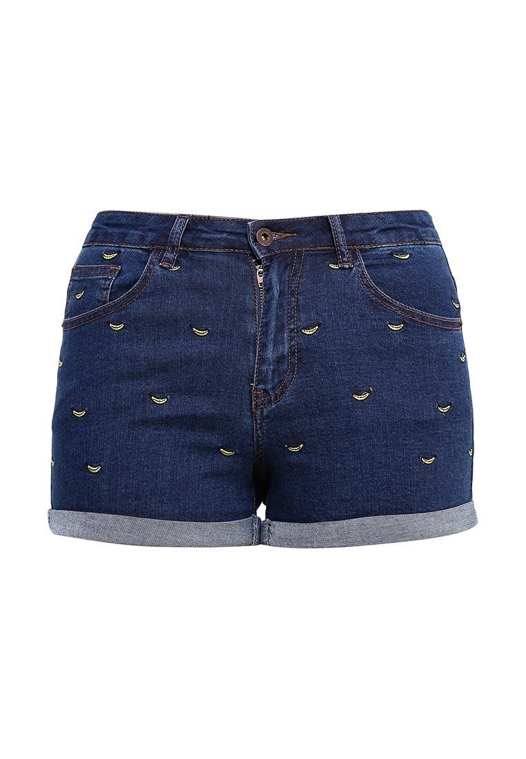 Женские джинсовые шорты Befree (Бифри) 1721024709
