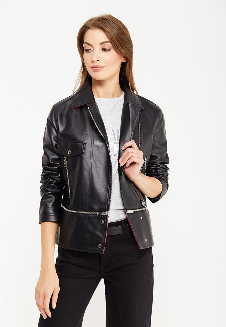 Кожаная куртка Befree (Бифри) 1731002102