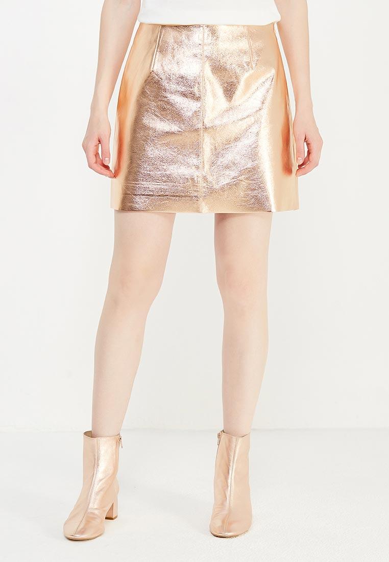 Прямая юбка Befree (Бифри) 1731062209