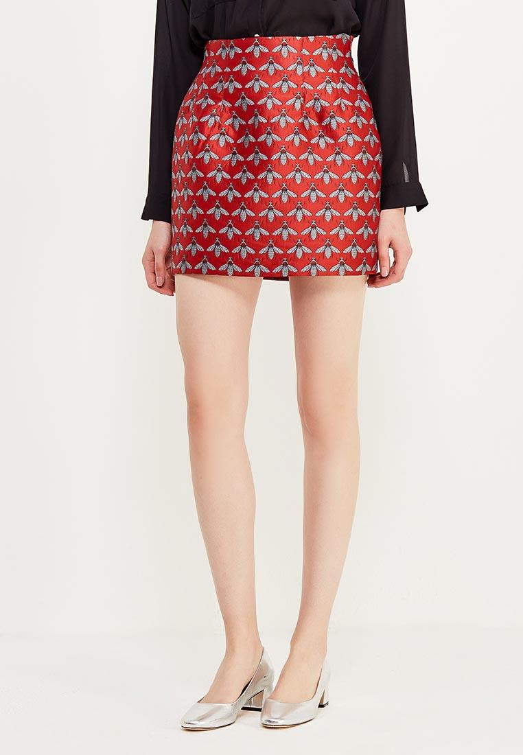 Прямая юбка Befree (Бифри) 1731627251