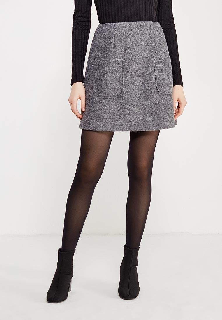 Прямая юбка Befree (Бифри) 1731452236
