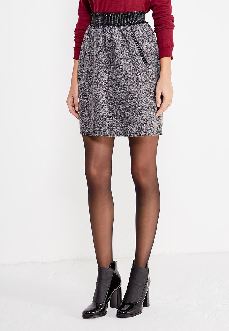 Прямая юбка Befree (Бифри) 1741054203