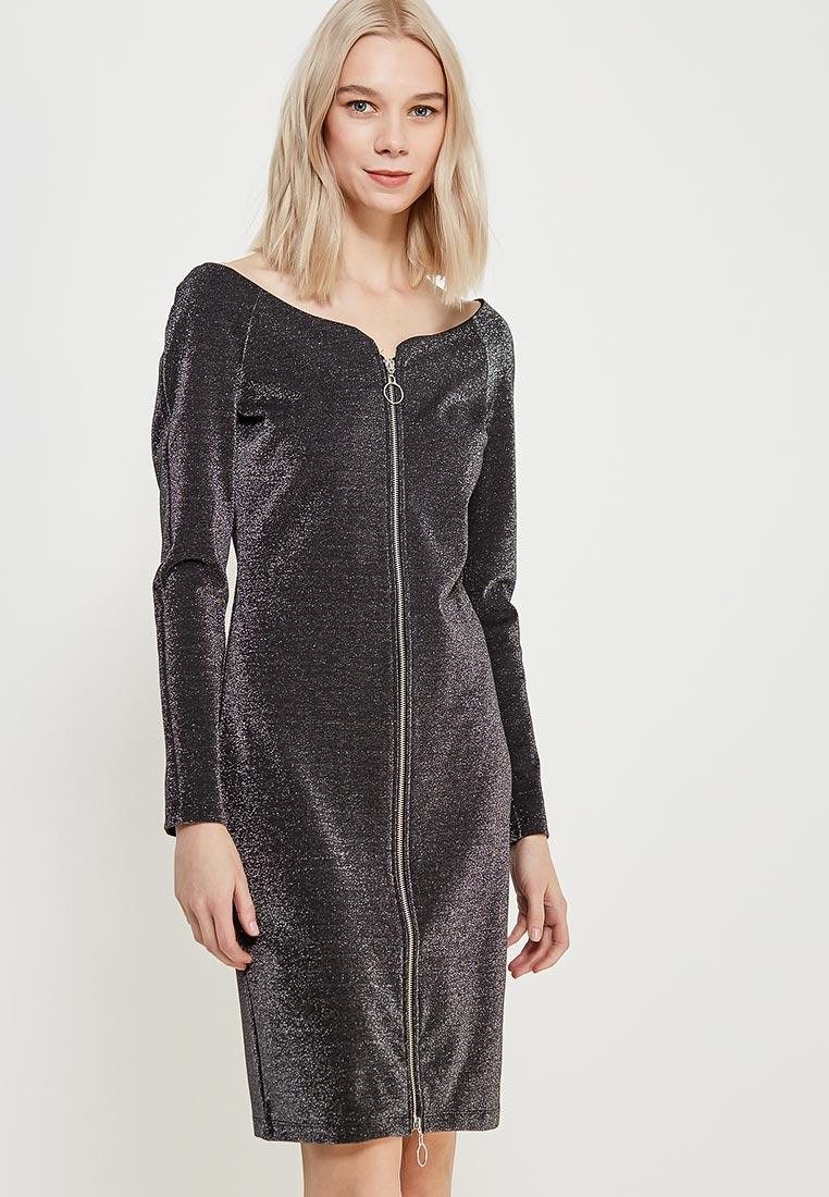 Платье-мини Befree (Бифри) 1741136536