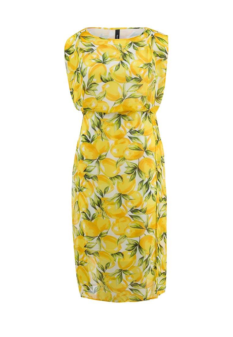Платье-миди Bestia 52000442: изображение 1