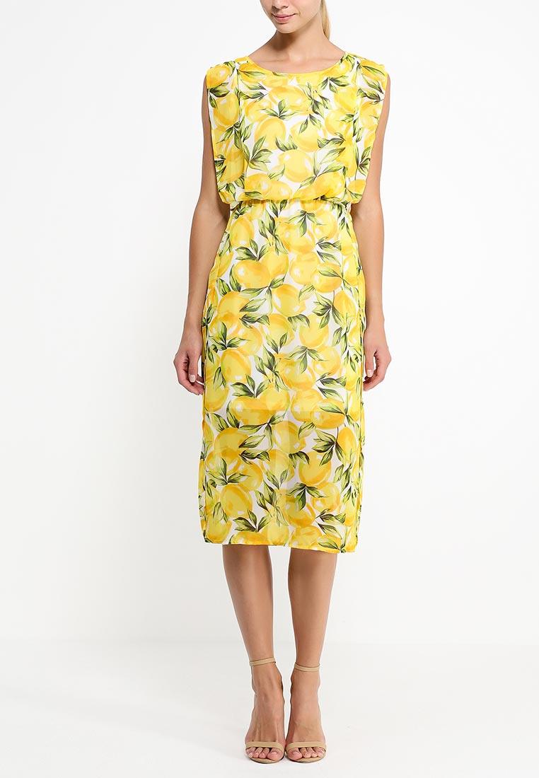 Платье-миди Bestia 52000442: изображение 3