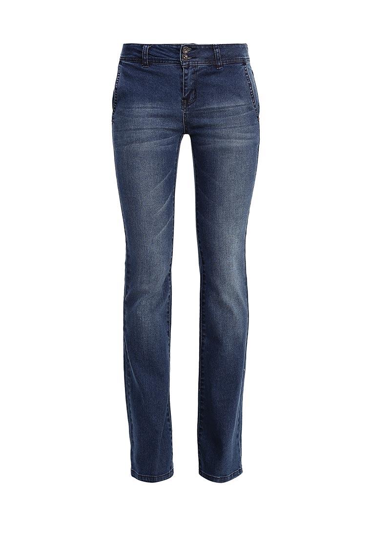 Широкие и расклешенные джинсы Bestia 40200160051