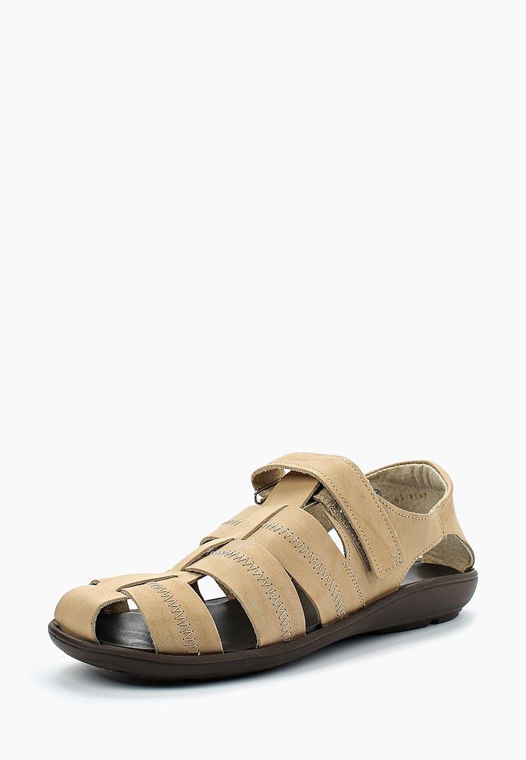 Мужские сандалии Bekerandmiller 8848-3-01