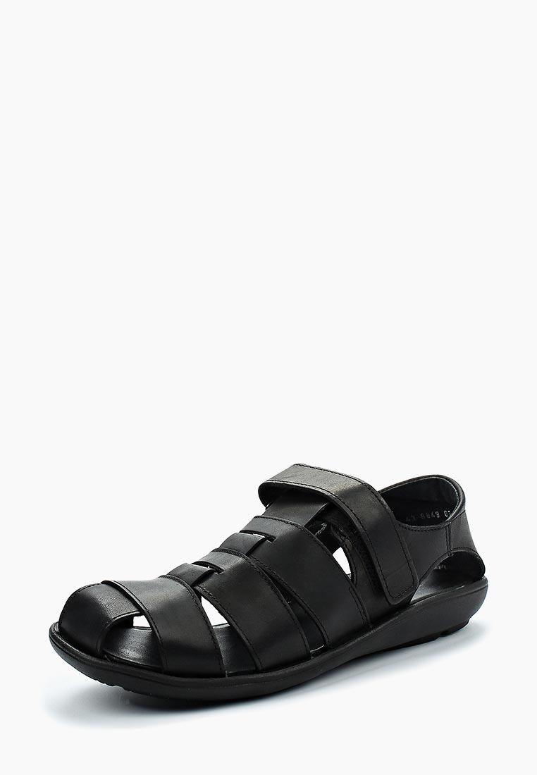 Мужские сандалии Bekerandmiller 8849-01
