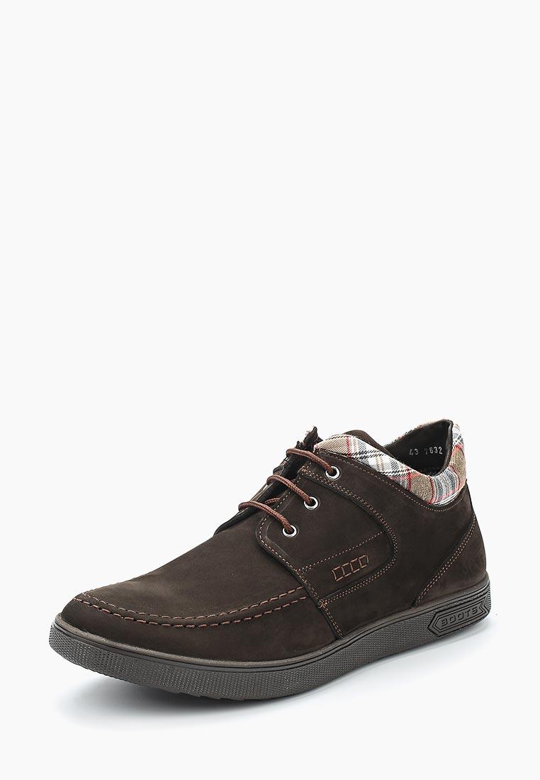 Мужские ботинки Bekerandmiller 7632-2-7Б