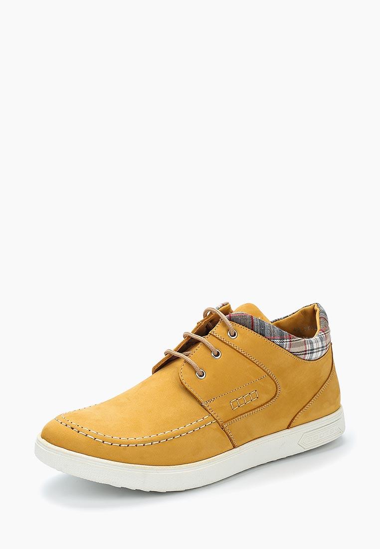 Мужские ботинки Bekerandmiller 7632-3-7Б