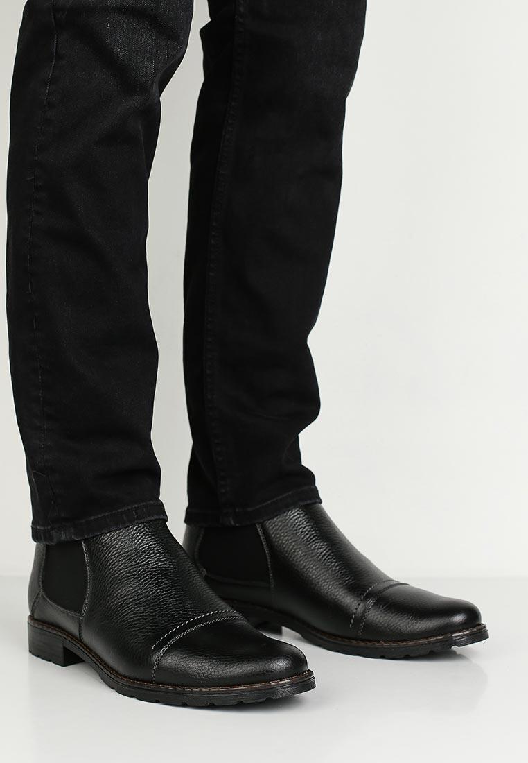 Мужские ботинки Bekerandmiller 4607: изображение 9