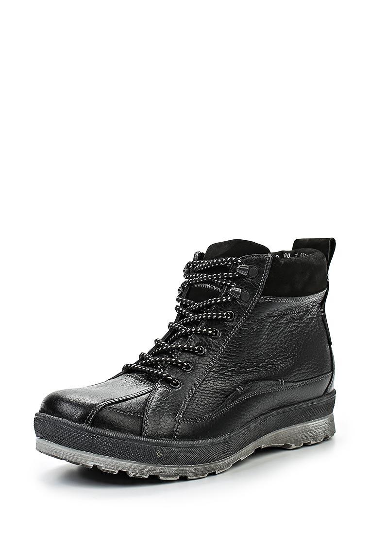 Мужские ботинки Bekerandmiller 4600
