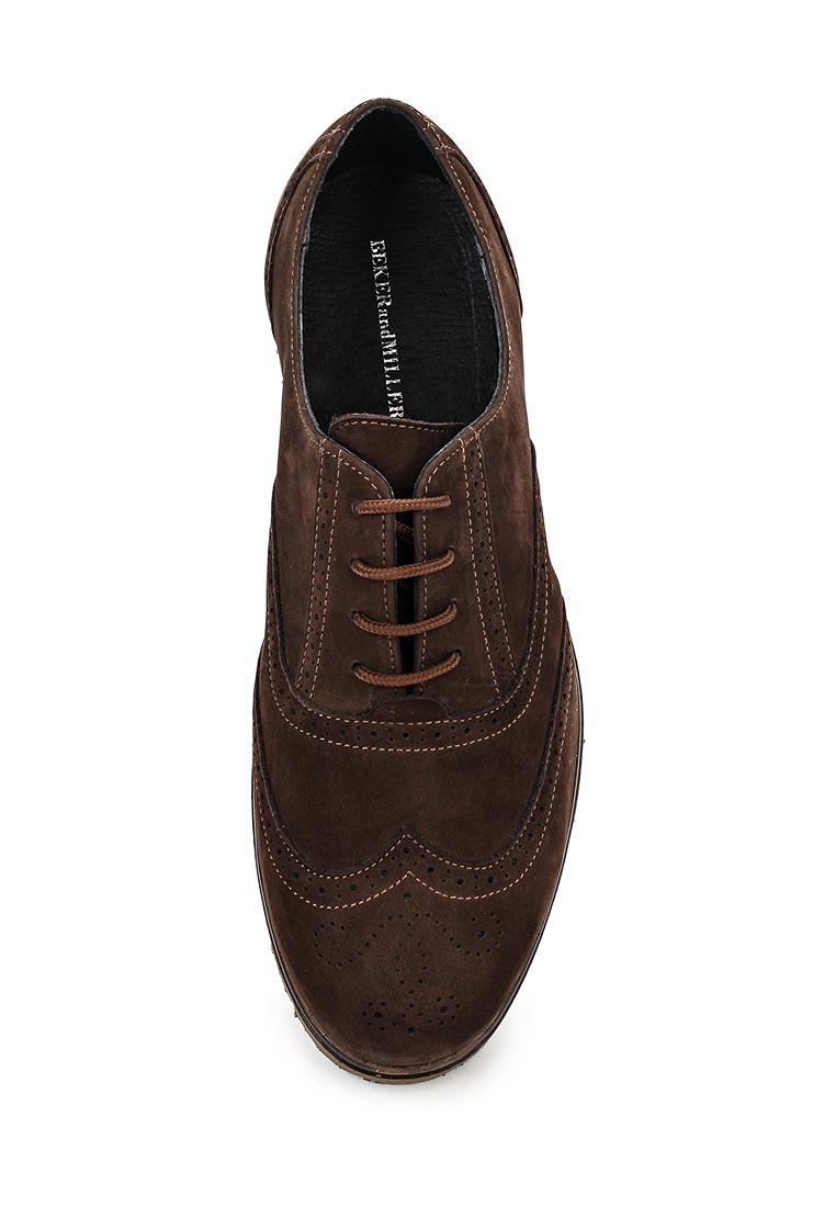 Мужские ботинки Bekerandmiller 7810-2-7: изображение 3
