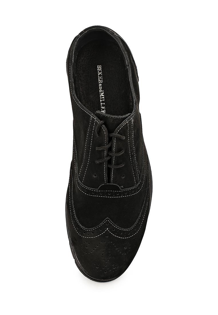 Мужские ботинки Bekerandmiller 7810-7: изображение 8
