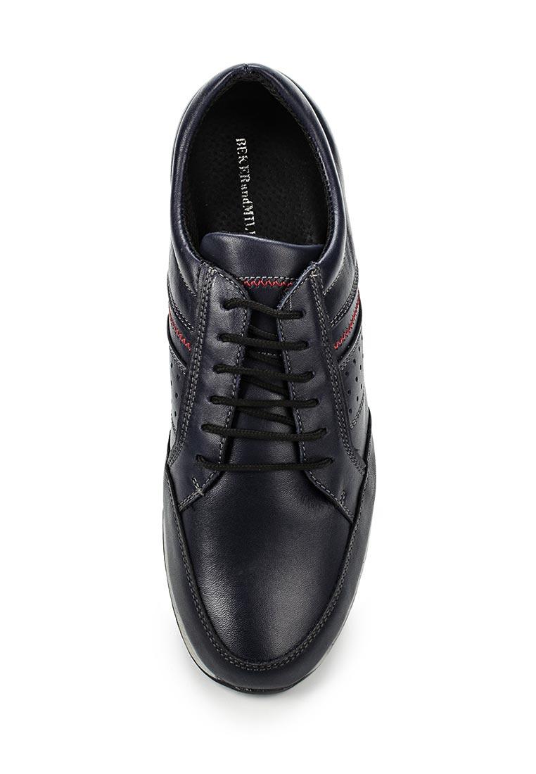 Мужские кроссовки Bekerandmiller 3851-6: изображение 4