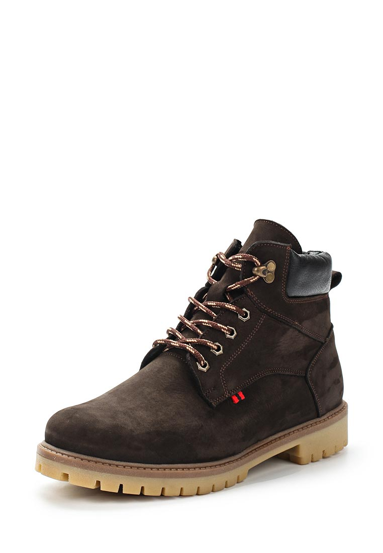 Мужские ботинки Bekerandmiller 4645-2-7Ш