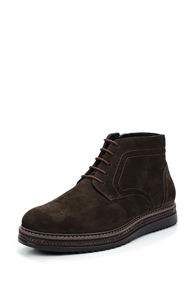 Мужские ботинки Bekerandmiller 8626-2-7Ш