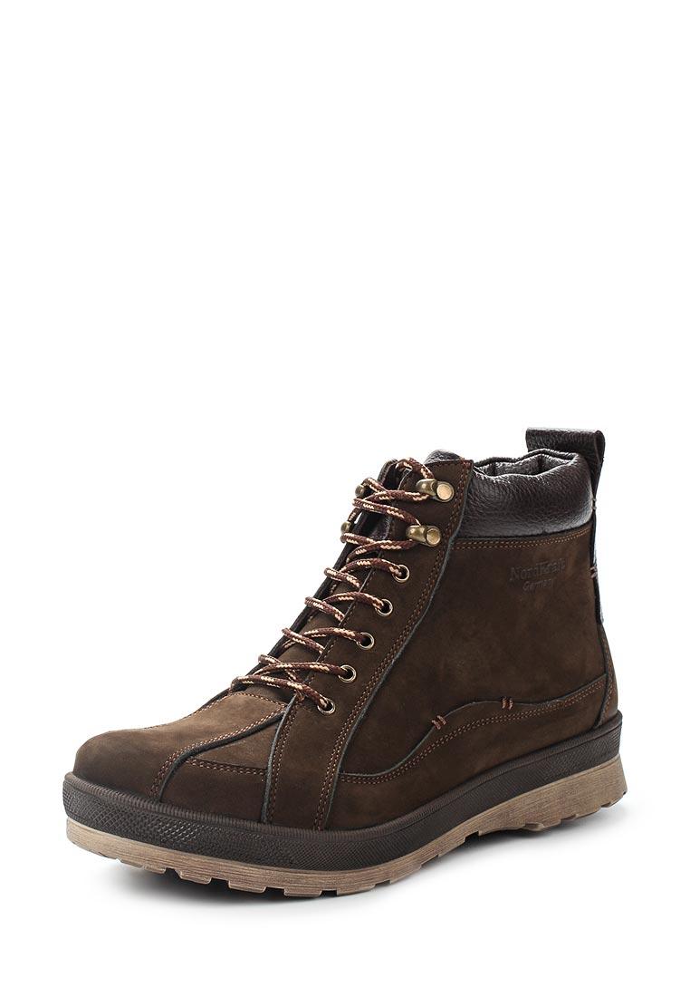 Мужские ботинки Bekerandmiller 4600-2М