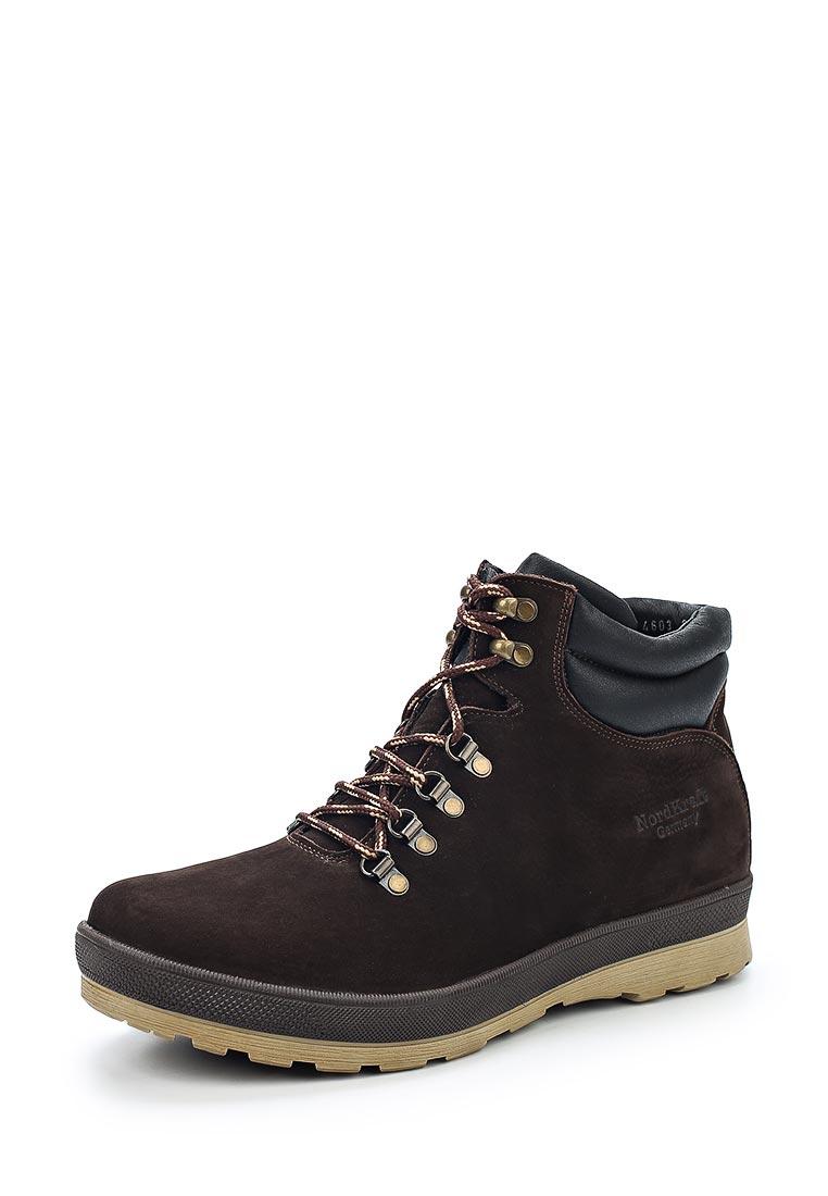 Мужские ботинки Bekerandmiller 4603-2-7М