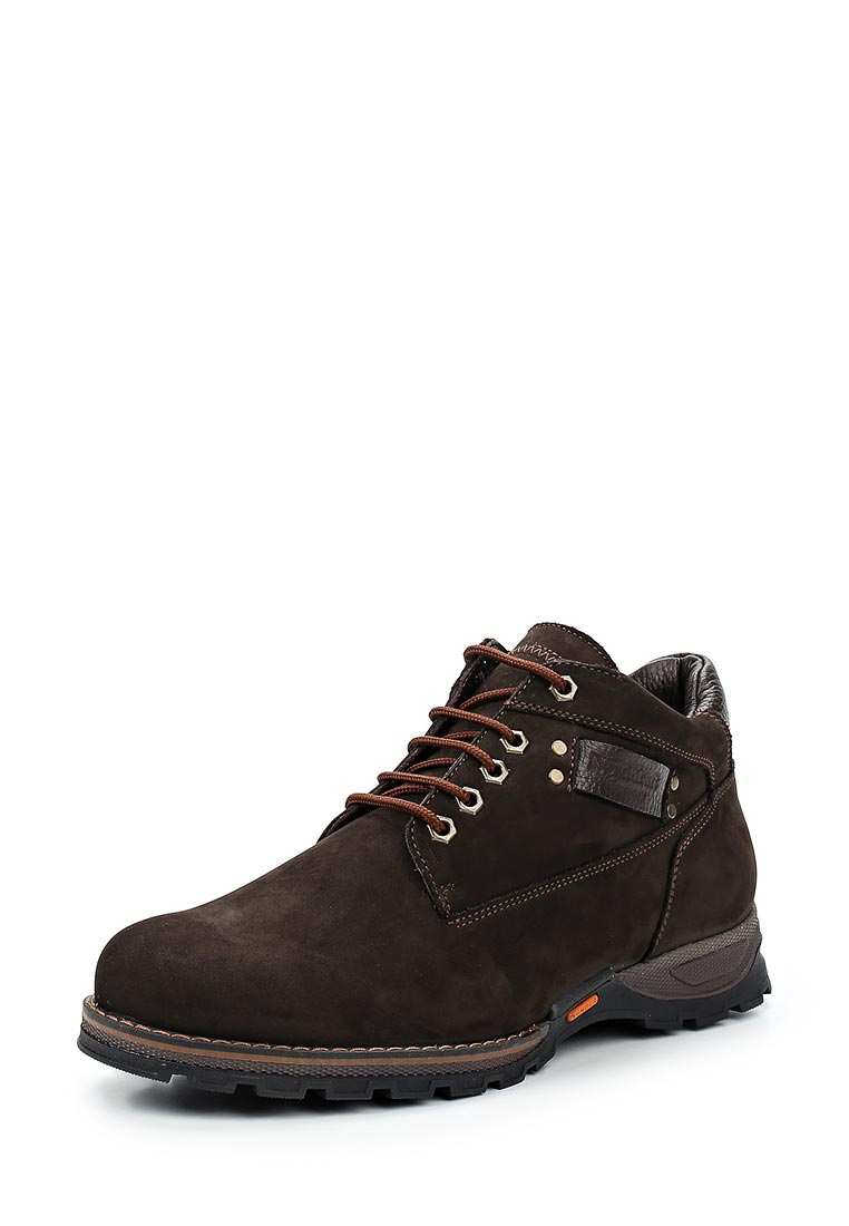 Мужские ботинки Bekerandmiller 7642-2-7Ш