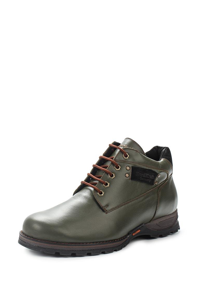 Мужские ботинки Bekerandmiller 7642-10-7