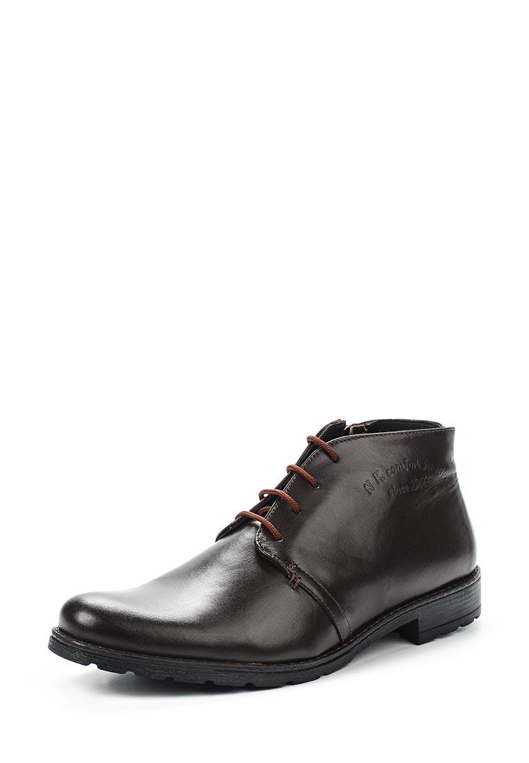 Мужские ботинки Bekerandmiller 4612-2М