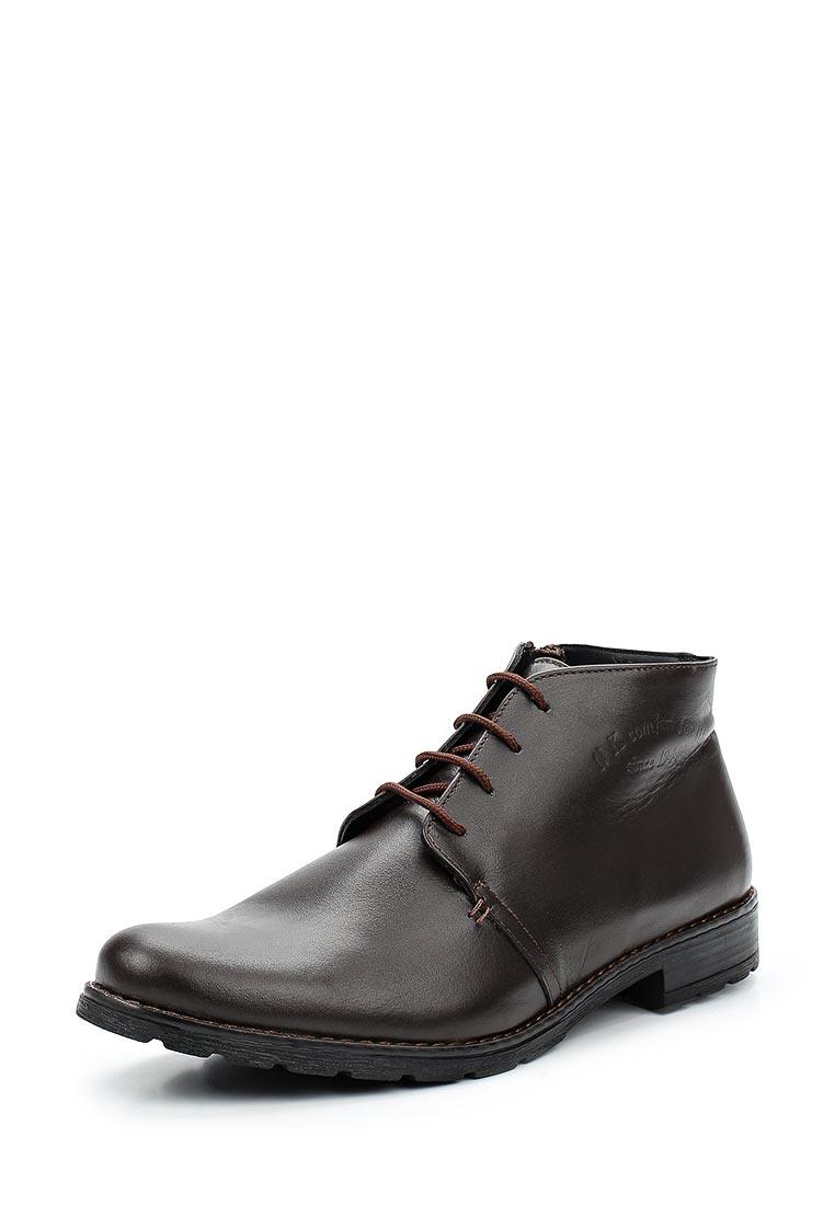 Мужские ботинки Bekerandmiller 4612-2Ш