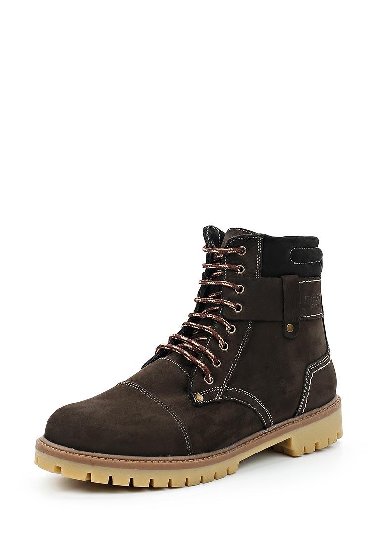 Мужские ботинки Bekerandmiller 4642-2-7Ш: изображение 1
