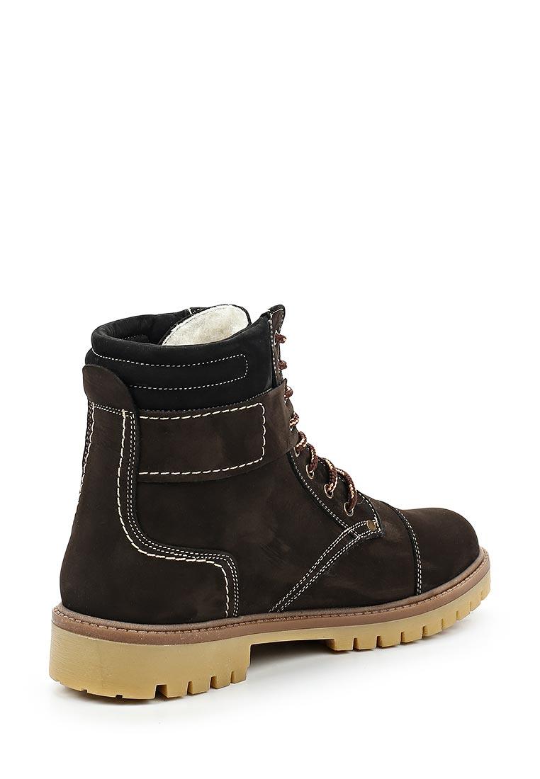 Мужские ботинки Bekerandmiller 4642-2-7Ш: изображение 2