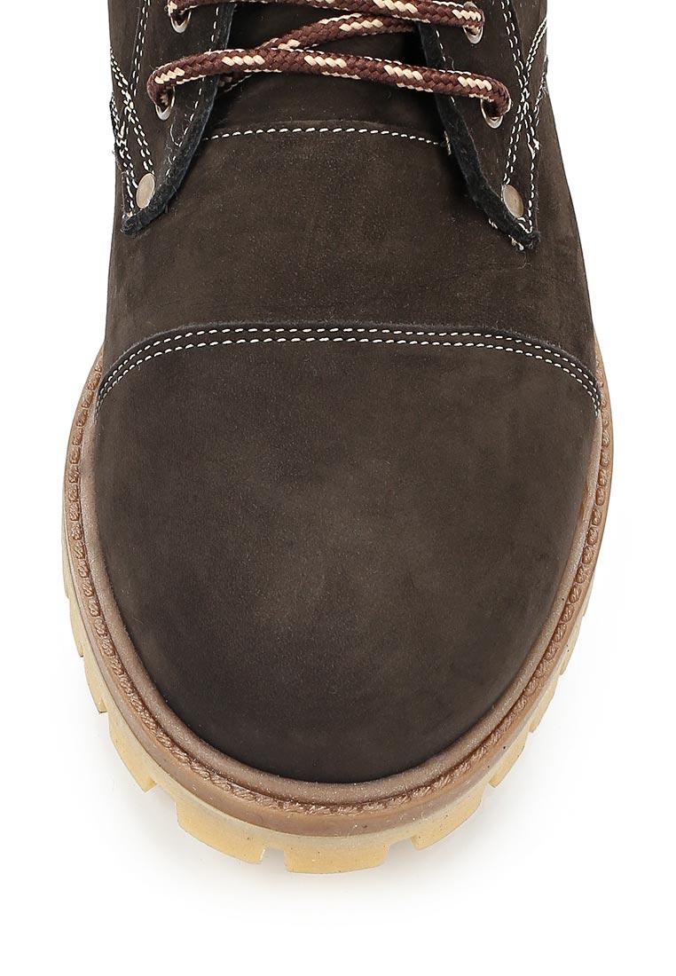 Мужские ботинки Bekerandmiller 4642-2-7Ш: изображение 4