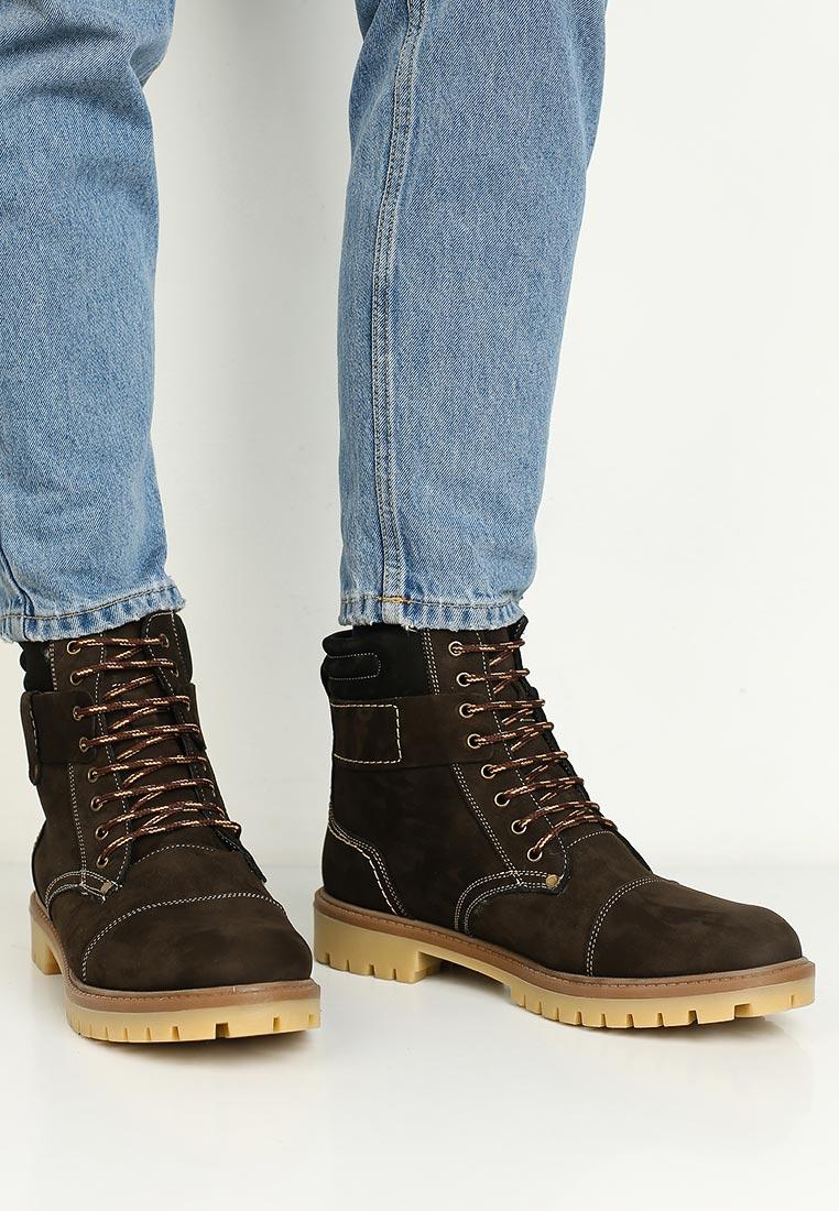 Мужские ботинки Bekerandmiller 4642-2-7Ш: изображение 6