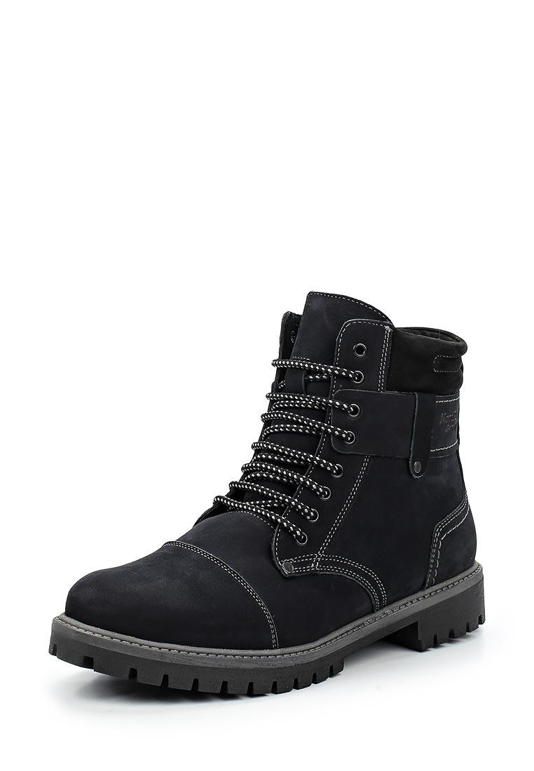 Мужские ботинки Bekerandmiller 4642-6-7Ш