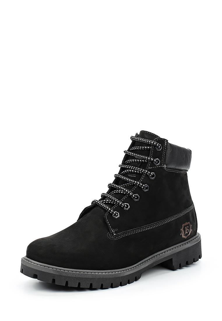 Мужские ботинки Bekerandmiller 217101-7Ш