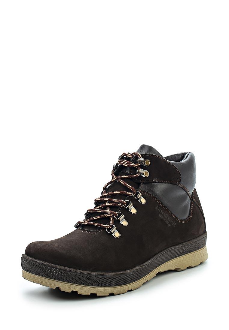 Мужские ботинки Bekerandmiller 4601-2-7Ш