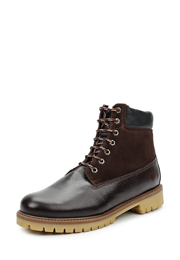 Мужские ботинки Bekerandmiller 8613-2-7М