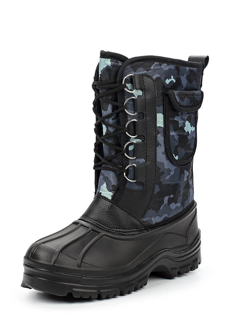 Мужские ботинки Bekerandmiller 204