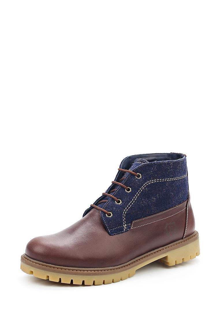 Мужские ботинки Bekerandmiller 8611-2М