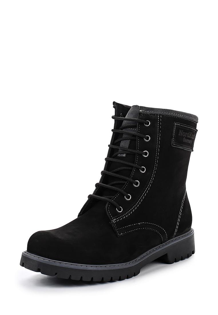 Женские ботинки Bekerandmiller 8105-7Б