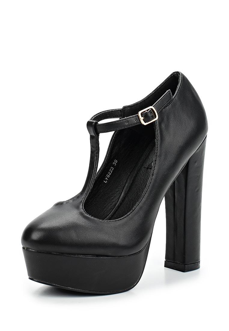 Женские туфли Bellamica F24-LY8223