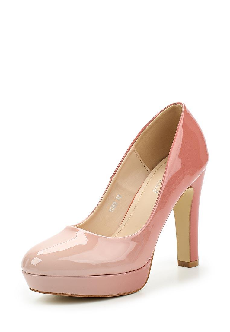 Женские туфли BelleWomen F52-1089: изображение 1
