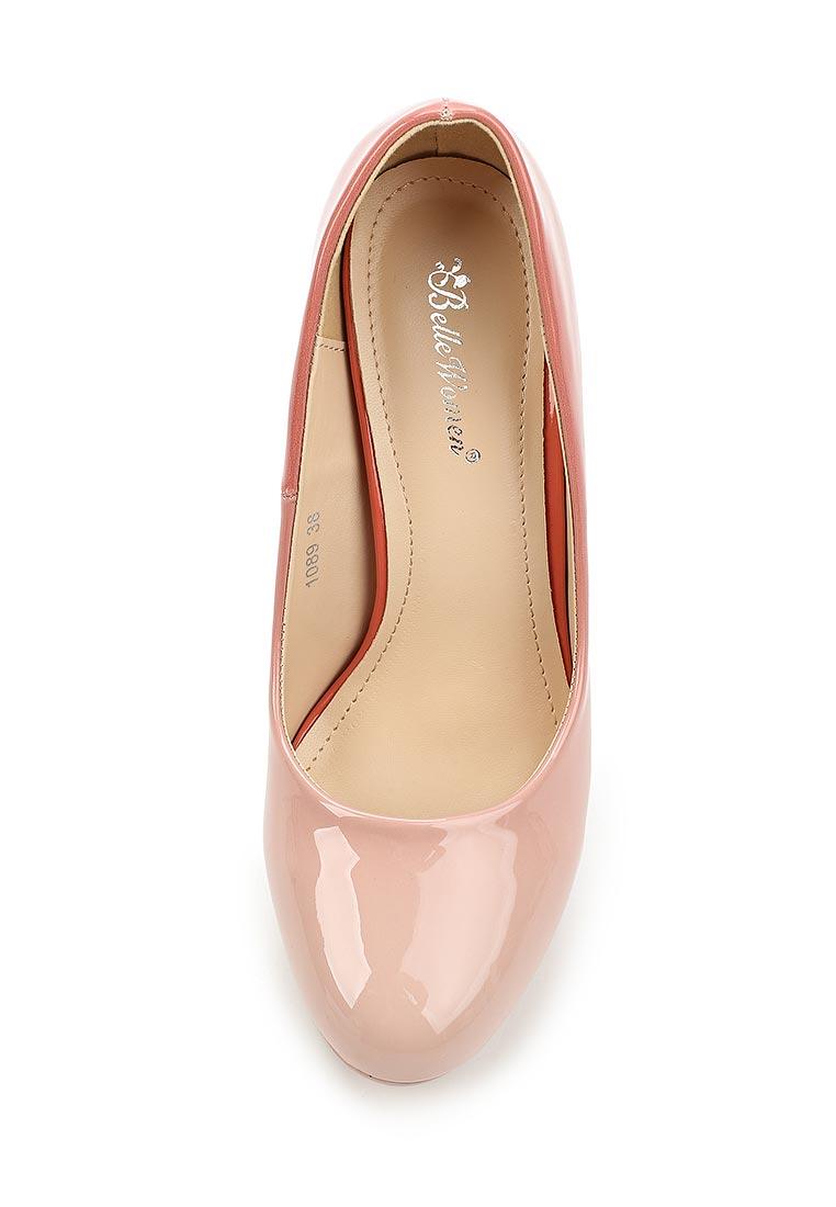 Женские туфли BelleWomen F52-1089: изображение 4
