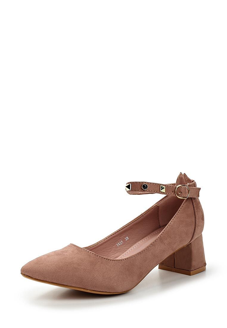 Женские туфли BelleWomen F52-7425