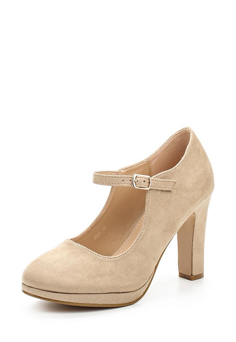 Женские туфли BelleWomen F52-8906