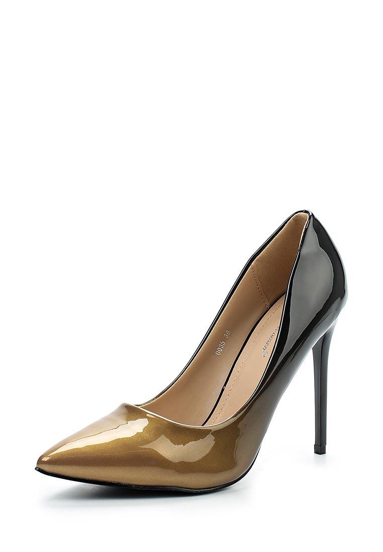 Женские туфли BelleWomen F52-0035